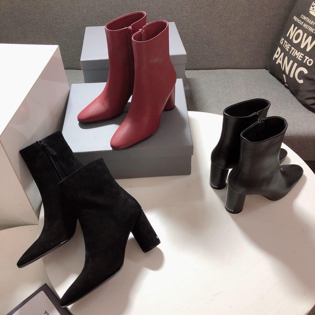 Balenciaga,巴黎世家时尚短靴