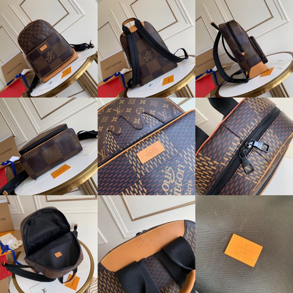 Louis Vuitton Keepall,路易威登双肩包,30*40*13cm