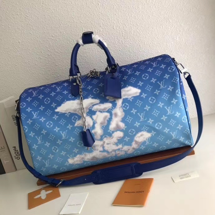 Louis Vuitton Keepall,路易威登旅行包,50*29*23cm