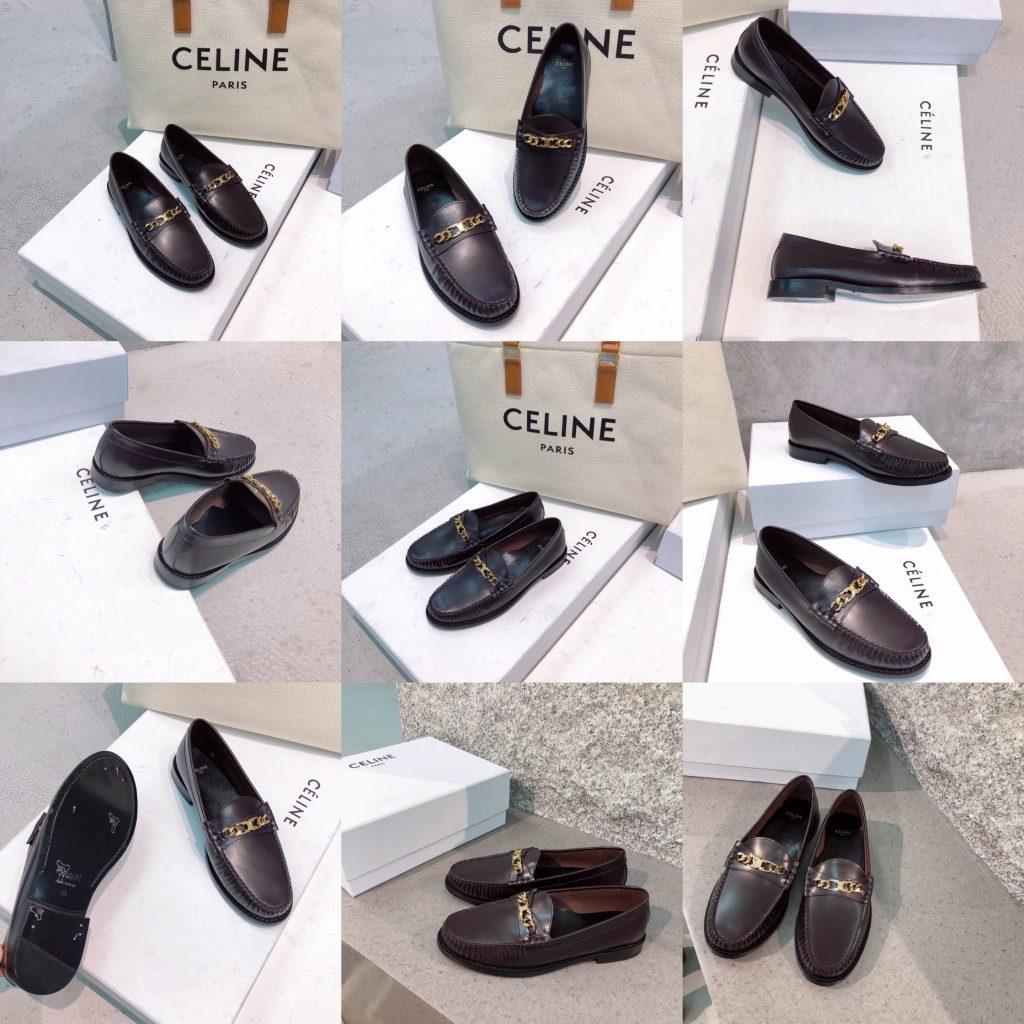 Celine,赛琳乐福鞋