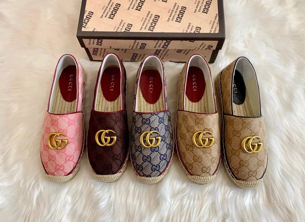 Gucci,古驰渔夫鞋