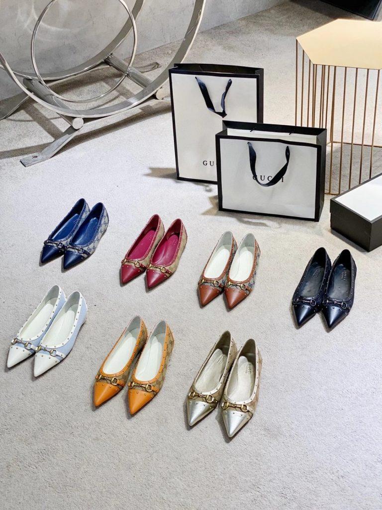 Gucci,古驰复古单鞋